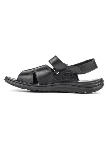 %100 Deri Sandalet-Riccardo Colli